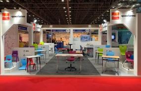 Maani Furniture Participates in GESS 2020